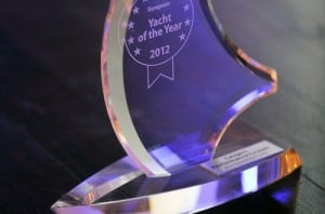 European Yacht of the Year 2012