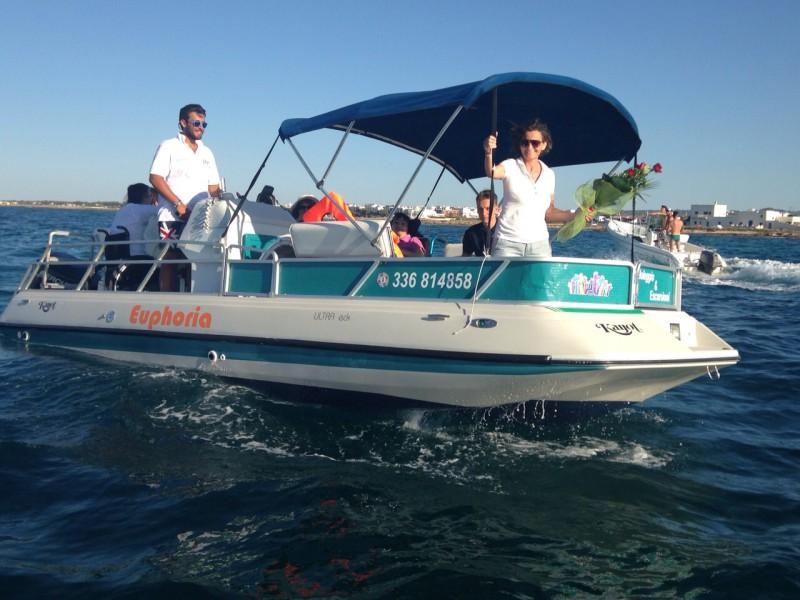 imbarcazione per disabili