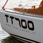 TT700: in crociera su un mini 650!