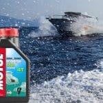 Motul marine tech 25W40: lubrificante eccellente per la nautica